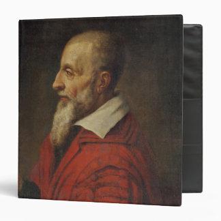"José Justus Scaliger Carpeta 1 1/2"""