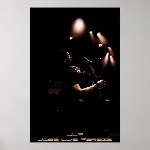 Jose Luis Peraza vive la obra clásica 2009 Posters