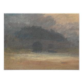 José Mallord Guillermo Turner - paisaje de la Fotografía