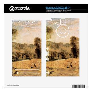 José Mallord Turner - parque de Cassiobury - cosec Toshiba REGZA Skin
