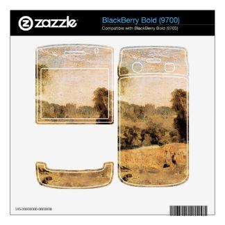 José Mallord Turner - parque de Cassiobury - cosec BlackBerry Bold Calcomanía