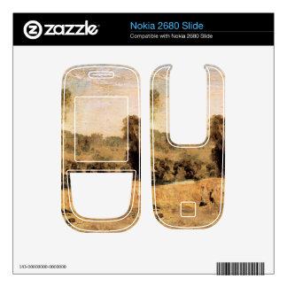 José Mallord Turner - parque de Cassiobury - cosec Nokia 2680 Slide Skins