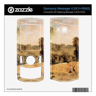 José Mallord Turner - parque de Cassiobury - cosec Samsung Messager II Skin