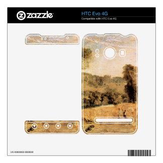 José Mallord Turner - parque de Cassiobury - cosec HTC Evo 4G Skins