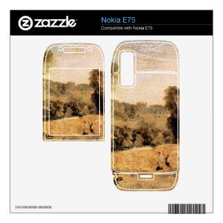 José Mallord Turner - parque de Cassiobury - cosec Skins Para Nokia E75