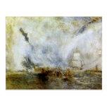 José Mallord Turner - Whalers Tarjetas Postales