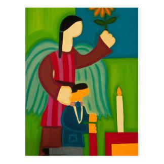 Jose Maria y su Angel 2009 Postcard