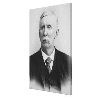 José McCoy (1837-1915) (foto de b/w) Impresiones En Lona