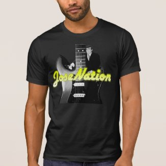 Jose Nation Classic Rock Tee