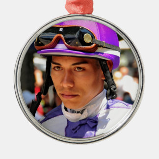 Jose Ortiz Metal Ornament