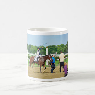 Jose Ortiz Off the Tracks Coffee Mug