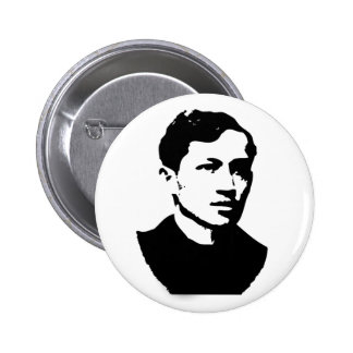 Jose Rizal Pin Redondo 5 Cm