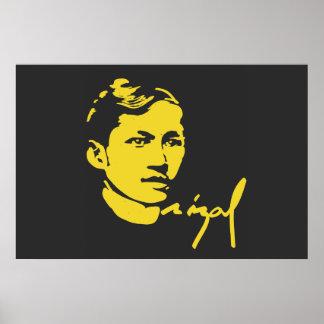 Jose Rizal poster