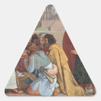 José se revela a sus hermanos - Cornelio Colcomanias De Trianguladas