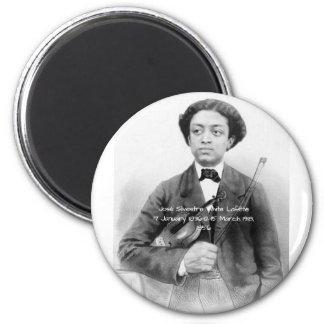 José Silvestre White Lafitte Magnet
