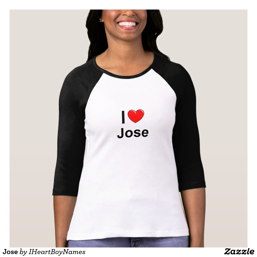 Jose T-Shirt - Best Selling Long-Sleeve Street Fashion Shirt Designs