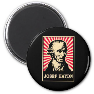 Josef Haydn Refrigerator Magnets