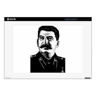Josef-Wissarionowitsch-Stalin Decals For Laptops