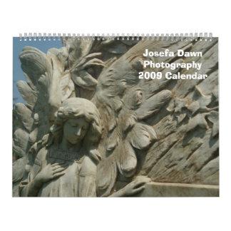 josefa dawn photography 2009 Calendar - Customized