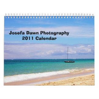 Josefa Dawn Photography 2011 Calendar
