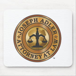 Joseph Adler Attorney at Law mike judge extract Mouse Pad