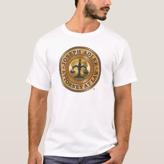 Joseph Adler Attorney at Law mike judge extract T-Shirt