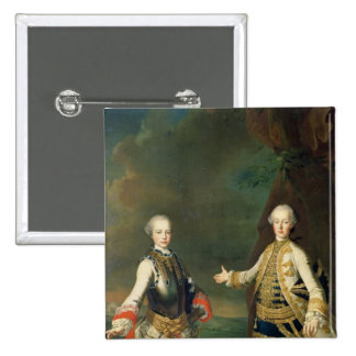 Joseph and Leopold, sons of Francis I and Maria Button