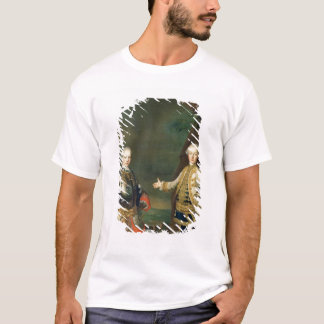 Joseph and Leopold, sons of Francis I and Maria T-Shirt