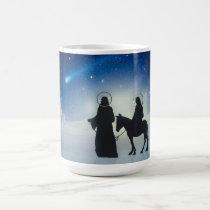 Joseph and Mary First Christmas Mug
