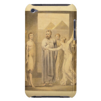 Joseph and Potiphar's Wife, 1803-05 (pen & ink and iPod Touch Case