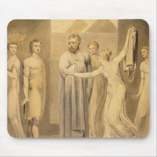 Joseph and Potiphar's Wife, 1803-05 (pen & ink and Mouse Pad