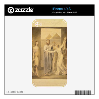 Joseph and Potiphar's Wife, 1803-05 (pen & ink and Skins For The iPhone 4