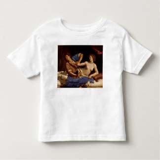 Joseph and the Wife of Potiphar, c.1649 Toddler T-shirt