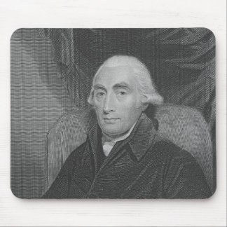 Joseph Black  from 'Gallery of Portraits' Mouse Pad