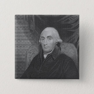 Joseph Black  from 'Gallery of Portraits' Pinback Button