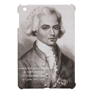 Joseph Bologne, Chevalier de Saint-Georges Cover For The iPad Mini