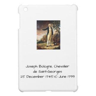 Joseph Bologne, Chevalier de Saint-Georges iPad Mini Cover