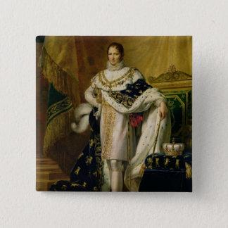 Joseph Bonaparte  after 1808 Pinback Button
