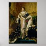 Joseph Bonaparte  after 1808 Poster