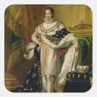 Joseph Bonaparte  after 1808 Square Sticker