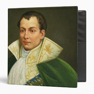 Joseph Bonaparte Vinyl Binder
