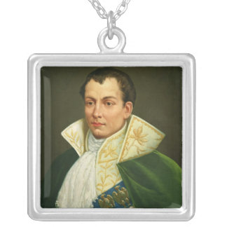 Joseph Bonaparte Silver Plated Necklace