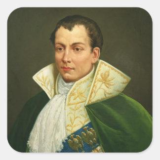 Joseph Bonaparte Square Sticker