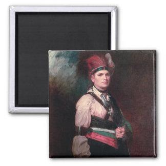 Joseph Brant, Chief of the Mohawks, 1742-1807 Refrigerator Magnets