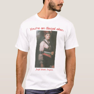 Joseph Brant of the Iroquois T-Shirt