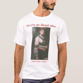 Joseph Brant of the Iroquois T-Shirt