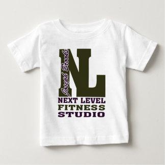 Joseph Brooks Next Level Fitness Studio 2 Baby T-Shirt