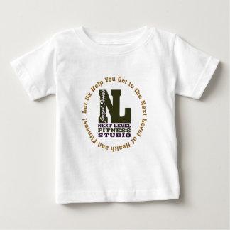 Joseph Brooks Next Level Fitness Studio 3 Baby T-Shirt