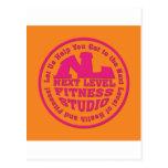 Joseph Brooks Next Level Fitness Studio 4 Postcards