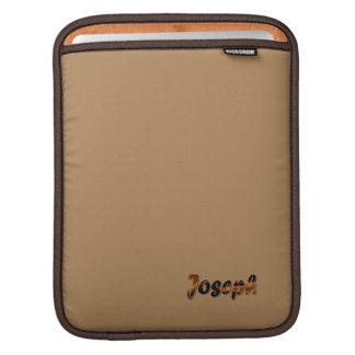 Joseph Brown Rickshaw iPad sleeve